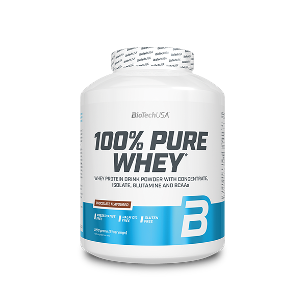 BioTechUSA 100% Pure Whey 2270 3 for 2