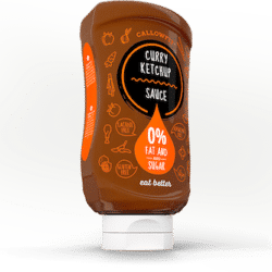 Callowfit Sauce - Curry Ketchup 300ml
