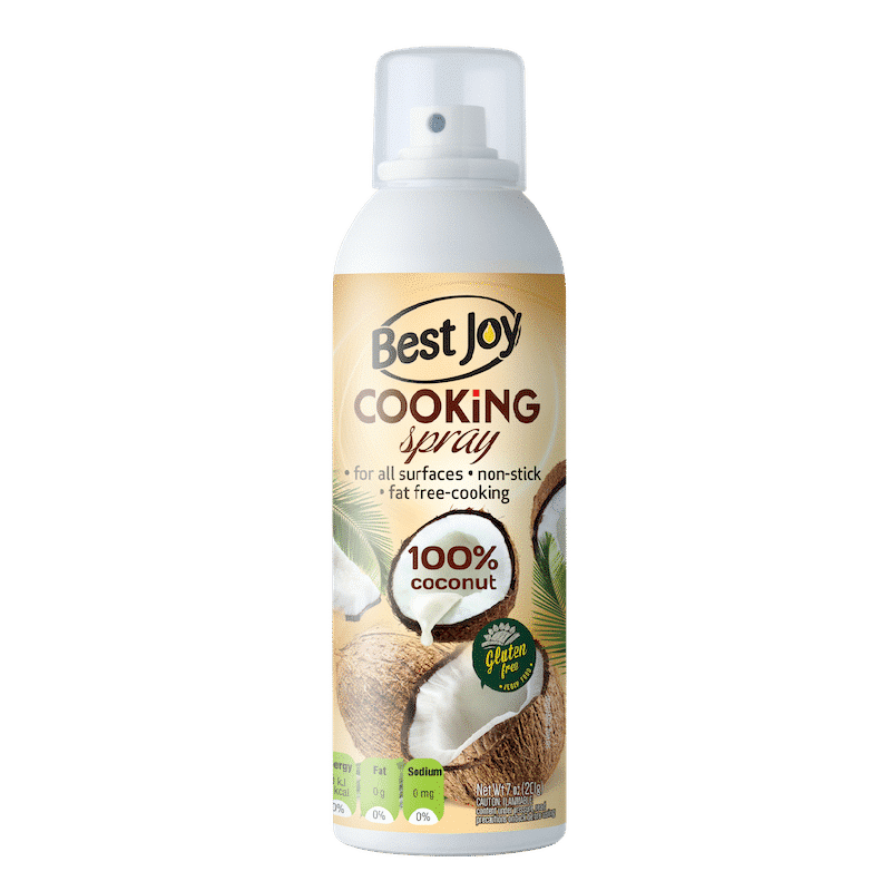 Best Joy Cooking Spray 250ml - Coconut