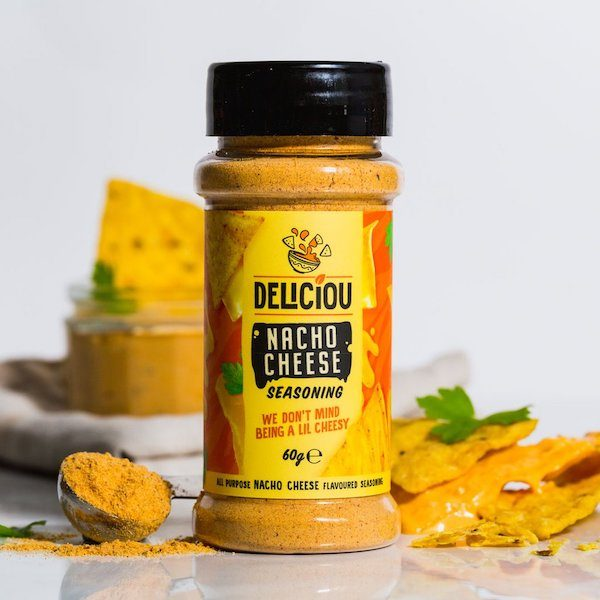 Deliciou Nacho Cheese Seasoning 55g