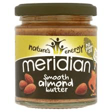 Meridian - Almond Butter Smooth